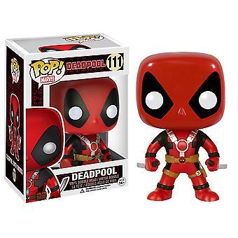 Deadpool Two Swords Pop! Vinyl
