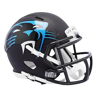 Riddell Speed Mini Football Helm - NFL AMP Carolina Panthers