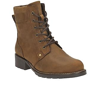 Clarks Orinoco Spice Womens Casual Boots