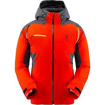Spyder VANQYSH Men ' s Gore-Tex Primaloft jachetă de schi-roșu