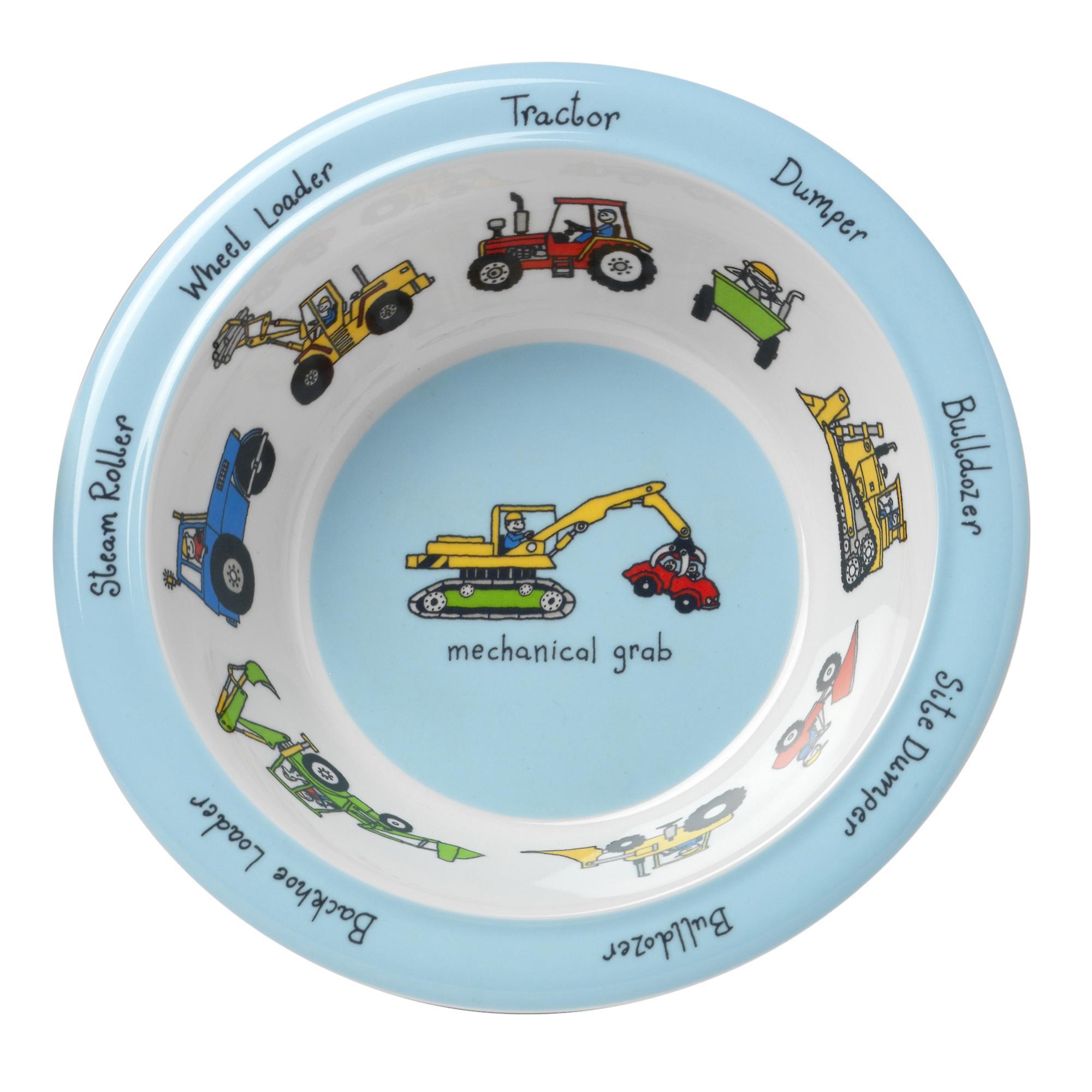 Tyrrell Katz Trucks Melamine Bowl