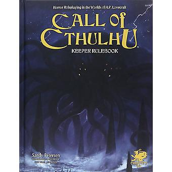 Call of Cthulhu Keeper Rulebook Revised Seventh Edition