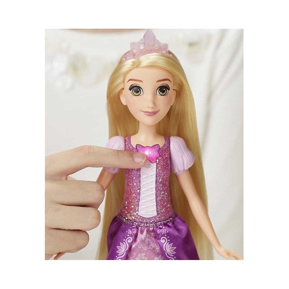 Disney Princess Rapunzel sjungande docka