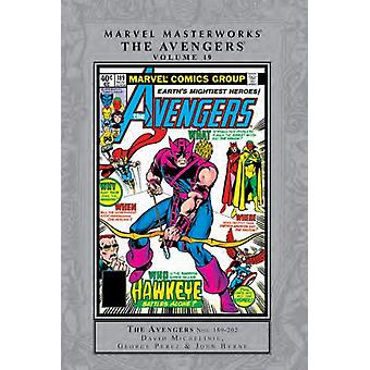 Marvel Masterworks The Avengers Vol. 19 door David Michelinie