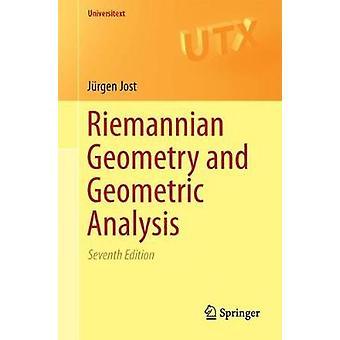Riemann-geometrie en meetkundige analyse door Jurgen Jost