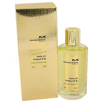 Mancera wild fruits eau de parfum spray (unisex) by mancera 536467 120 ml