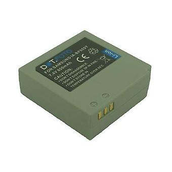 Samsung IA-BP85ST batteri från Dot.Foto - Samsung HMX-H100, HMX-H1000, HMX-H104, HMX-H105, HMX-H1052, HMX-H106, HMX-H1062 / SC-HMX10, SC-HMX20C / SMX-F30, SMX-F33, SMX-F34 / VP-HMX10, VP-HMX20C / VP-MX10, VP-MX20