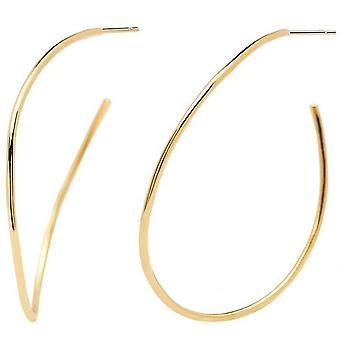 PD Paola AR01-088-U earrings - GOLD silver NIKO