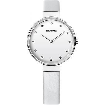 Bering 12034-804 - Saphir Leder weiß Frau zu sehen