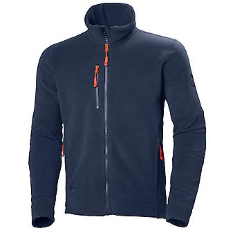 Helly Hansen mens Kensington thermische werkkleding fleece jas