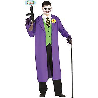 Mężczyźni stroje morderca kostium Joker