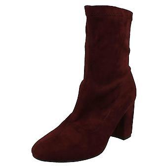 Kære Anne Michelle Pull på ankel støvler F50681