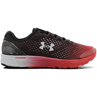 Under Armour Charged Bandit 4 3020319-005 Men's Running Shoes Black Sneakers Sports Shoes