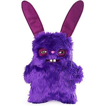 Fuggler-medium grim Funny monster-Rabid kanin-lilla pels