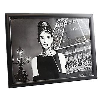 Lesser & Pavey Audrey Hepburn Icon Laptray LP28845