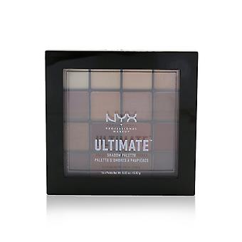 Ultimate Shadow Palette - # Warm Neutrals - 16x0.83g/0.02oz