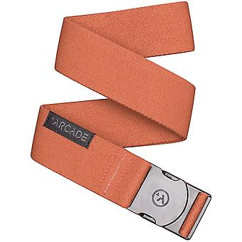 Arcade Ranger Webbing Belt in Deep Copper
