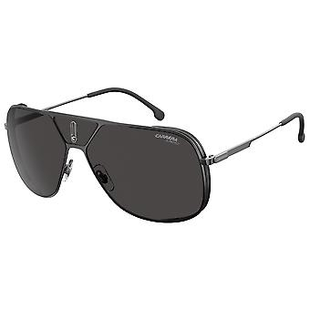 Carrera LENS3S KJ1/2K Dark Ruthenium/Grey Sunglasses