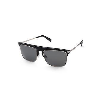 Loewe LW40006U 20A Gunmetal/Smoke Sunglasses