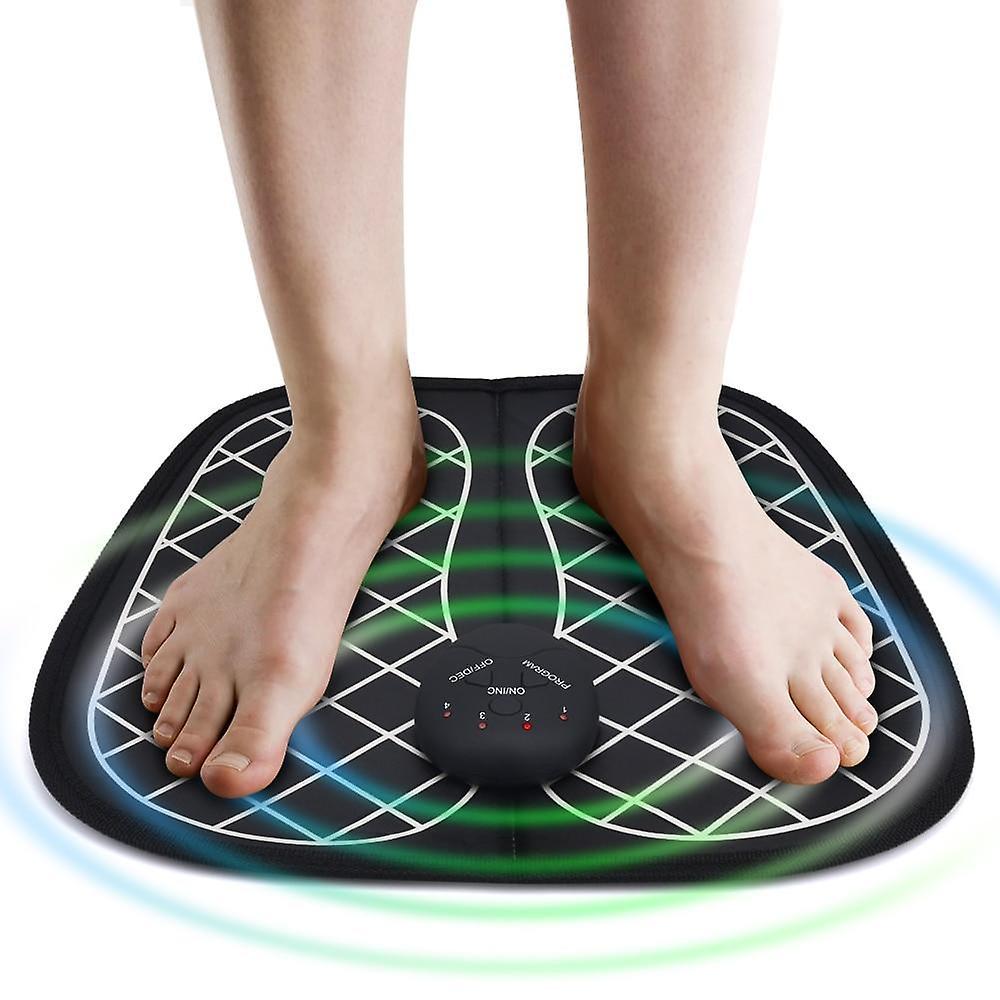 Ems foot muscle mat