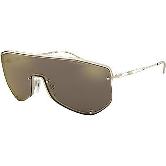Emporio Armani EA2072 PALE GOLD light brown mirror gold