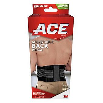 Ace brand back brace, model 207744, one size adjustable, 1 ea
