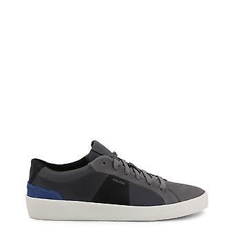 Geox Original Men Spring/Summer Sneakers - Cinza Cor 34685