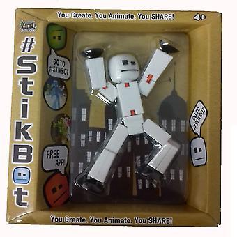 Stikbot Figura Verde - Translúcido