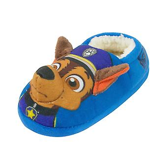 Paw Patrol Chase Boy's Zapatillas 3D azules
