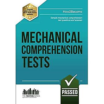 Mechanical Comprehension Tests - Sample test questions for Mechanical Reasoning and Aptitude Tests: 1 (The Testing Series)