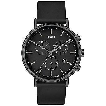 Timex montre FAIRFIELD paiement sans contact TW2T11300UK Timex