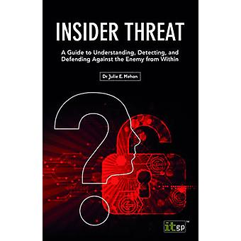 Insider Threat A Guide to Understanding Detecting and Defending Against the Enemy from Within by Mehan & Julie E
