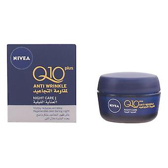 Anti-Wrinkle Night Cream Q10 Plus Nivea