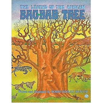 The Legend Of African Baobab Tree by Bobbi Dooley Hunter