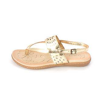 B.O.C Womens Clearwater Open Toe Casual Slingback Sandals