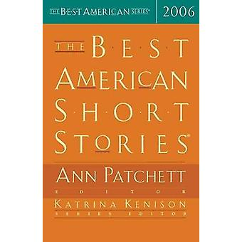 The Best American Short Stories by Ann Patchett - 9780618543526 Book