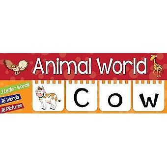 Animal World Toddlers by Pegasus - 9788131945971 Book