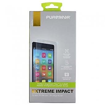 PureGear Roll-On Screen Protector PET-film för Samsung Galaxy S9 Plus
