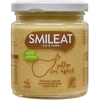 SMILEAT Chicken Pot with Organic Rice (230g)