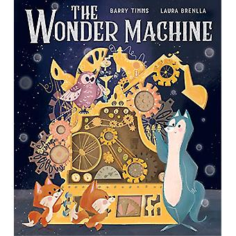 The Wonder Machine door Barry Timms - 9781788811064 Boek