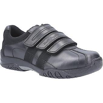 Hush Welpen Herren seb zurück zur Schule Schuh schwarz 25348