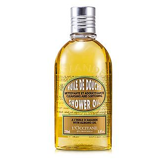 Almond cleansing & soothing shower oil 45188 250ml/8.4oz