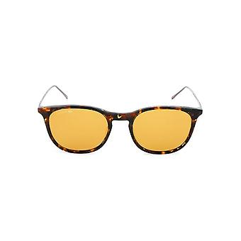 Lacoste - Accessories - Sunglasses - L879SPC_220 - Unisex - saddlebrown,goldenrod