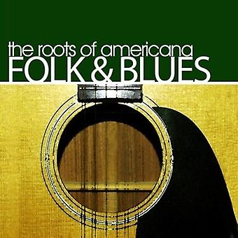 Roots of Americana Folk & Blues - Roots of Americana Folk & Blues [CD] USA import