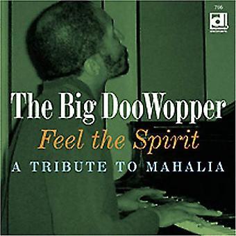 Big Doo Wopper - Siente el Espíritu-Tributo a Mahalia [CD] EE.UU. importación