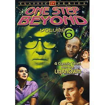 One Step Beyond - One Step Beyond: Importazione USA Vol. 6 [DVD]