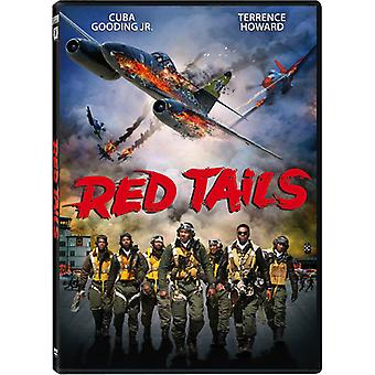 Red Tails [DVD] USA import