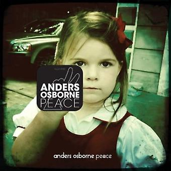 Anders Osborne - fred [CD] USA import