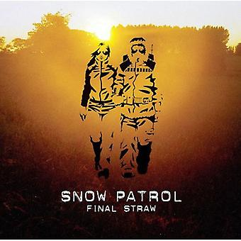 Snow Patrol - Final Straw [CD] USA importieren
