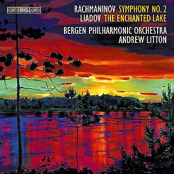 Rachmaninov / Bergen Philharmonic Orchestra - Symphony No. 2 - Anatoly Liadov: The Enchanted [SACD] USA import